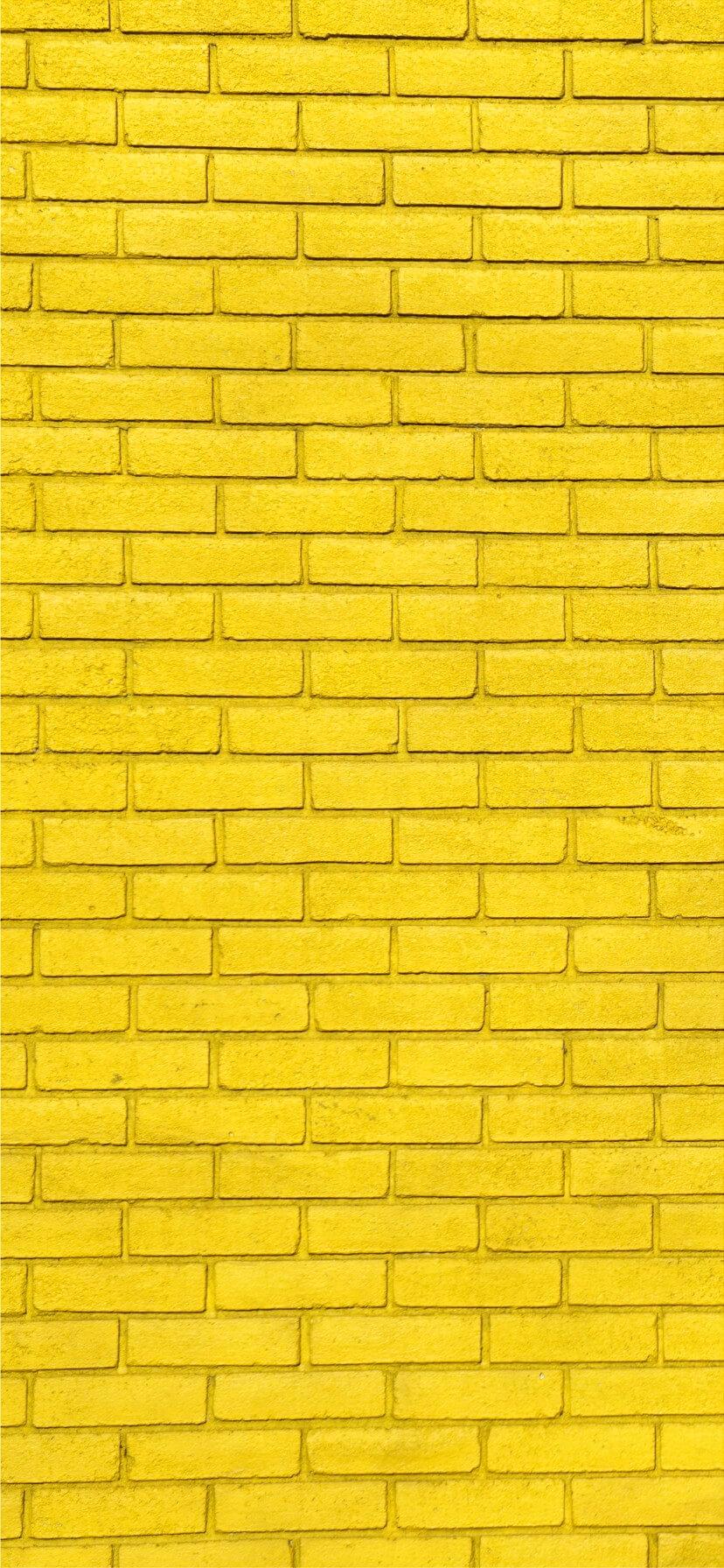 Iphone11 Iphonexrのシンプルな黄色の無料壁紙 Time Fun Fun