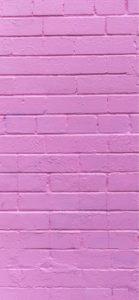 ピンクのレンガのテクスチャ