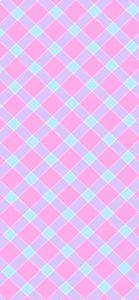 ピンクと水色の柄2