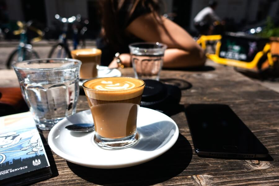 iPhone8・7・6・6sの無料壁紙~コーヒーのイメージギャラリー~