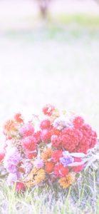 ナチュラルな花束2