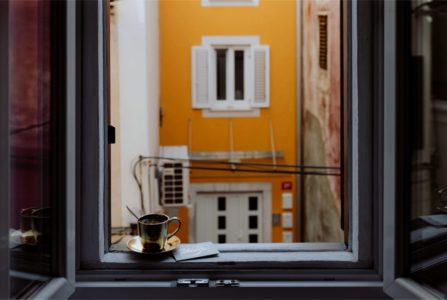 iPad12.9インチの壁紙をおしゃれなコーヒーのイメージ画像にしよう