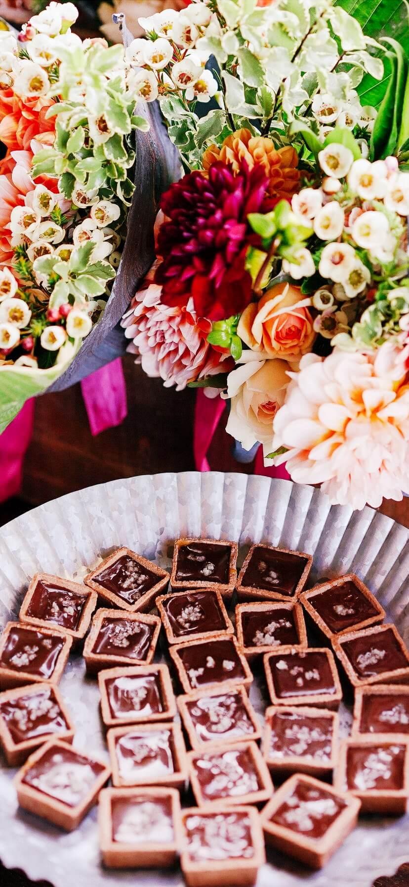 四角いチョコレート2