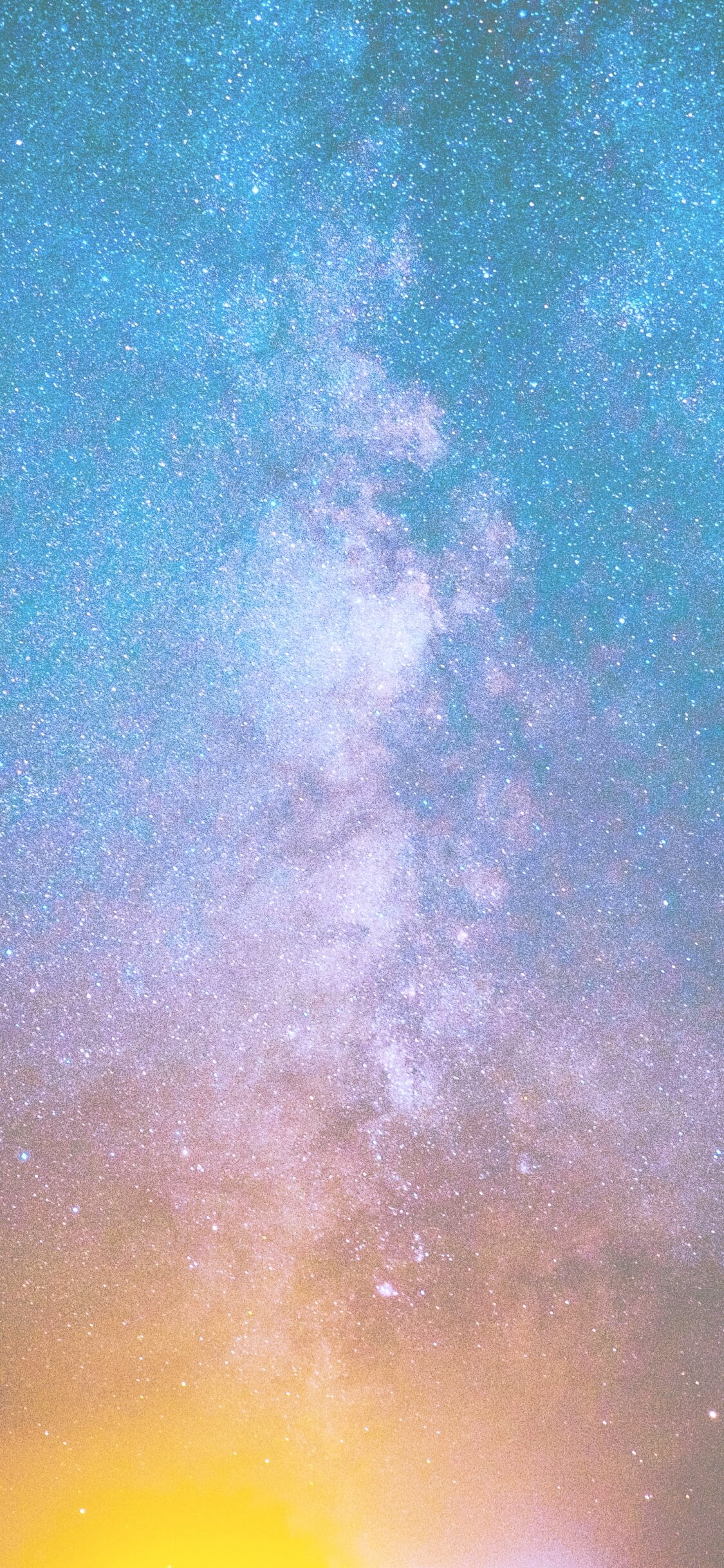ブルーの星空2
