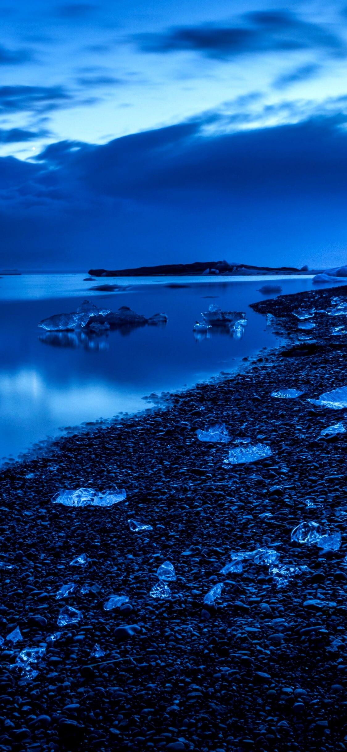 冷たい海1
