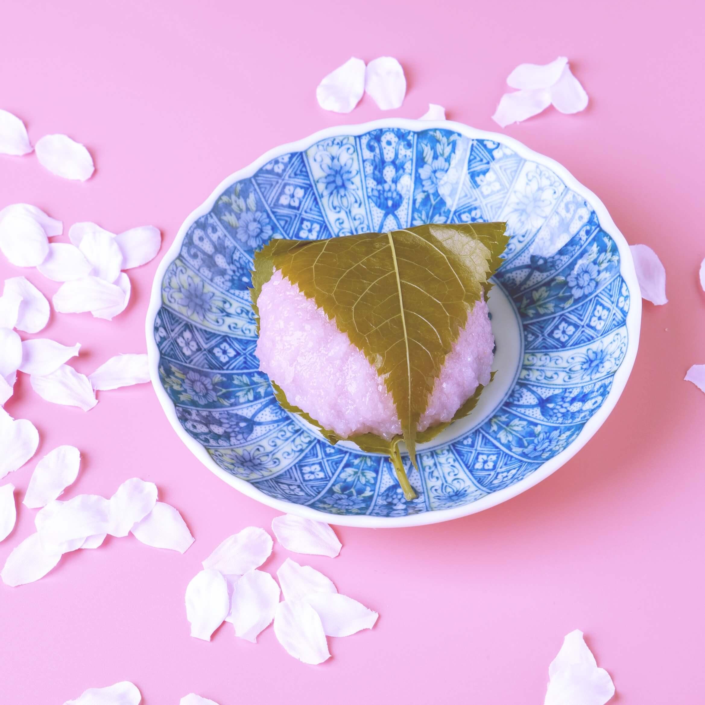 桜の和菓子2