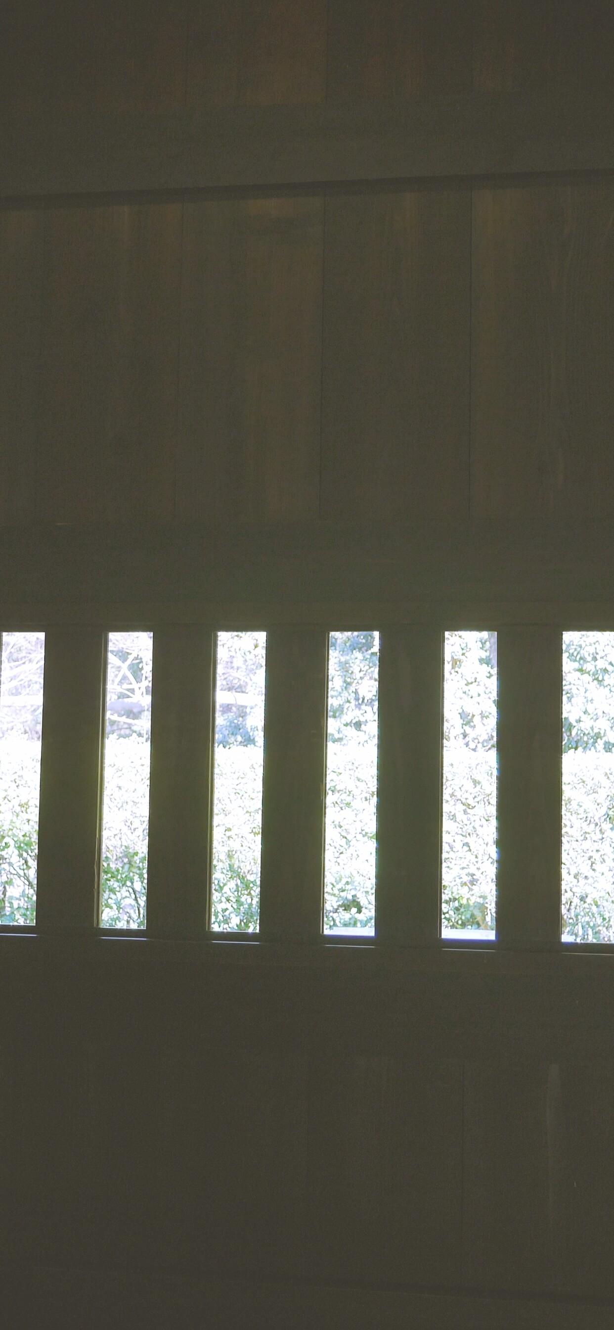 かやぶき屋根の日本家屋