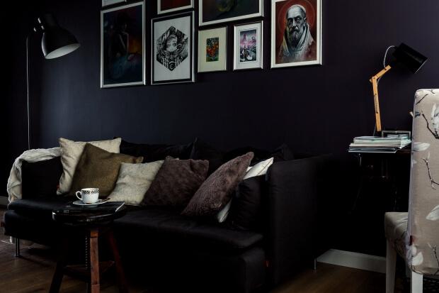 iPhone8・7・6・6S Plusホーム画面等のかっこいい黒の壁紙ならこれ