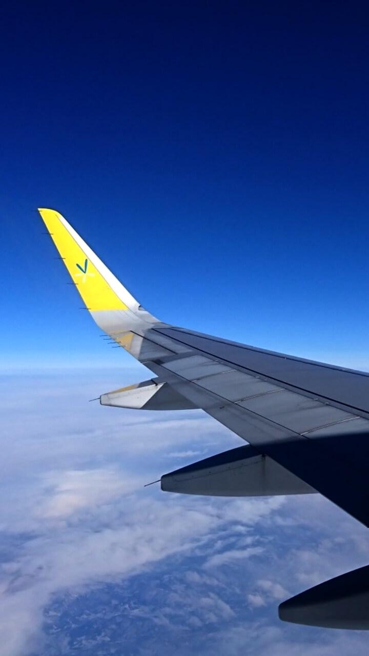 空と飛行機