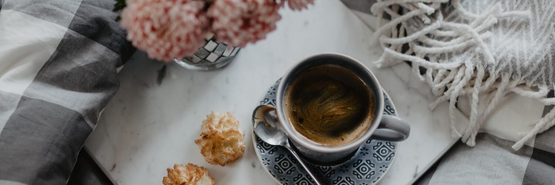 スィーツとコーヒー