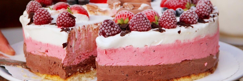アイスデコレーションケーキ