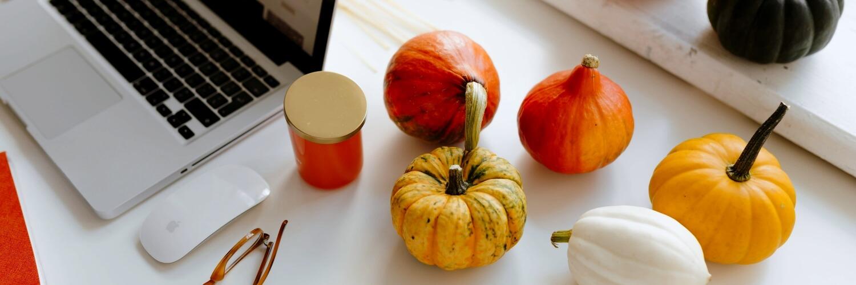 PCとかぼちゃ