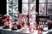 LINEプロフィール背景おしゃれなクリスマスのフリー画像が取り放題