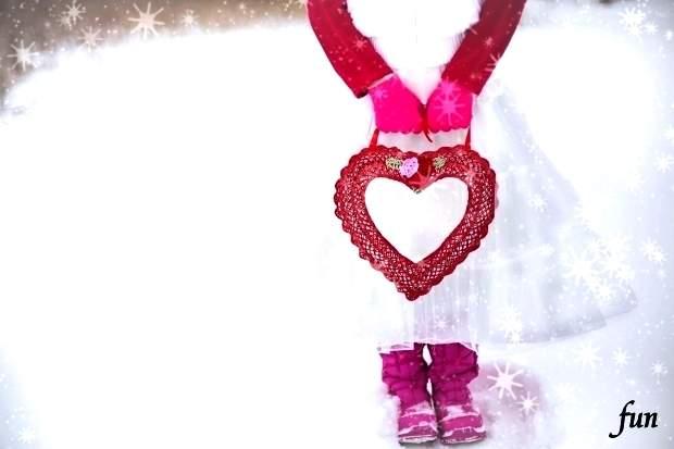 LINEプロフィール背景のバレンタインのフリー画像が取り放題