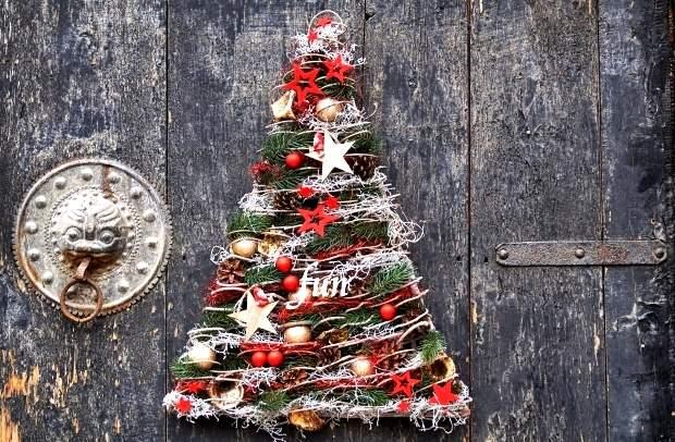 iPhone12Miniロック画面等のクリスマスの無料壁紙・待受け
