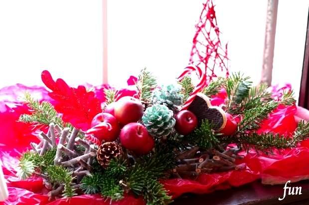LINEのおしゃれなクリスマスのプロフィール背景用フリー画像