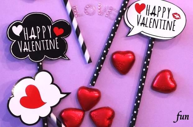 LINEプロフィール背景用のハートやバレンタインのフリー画像