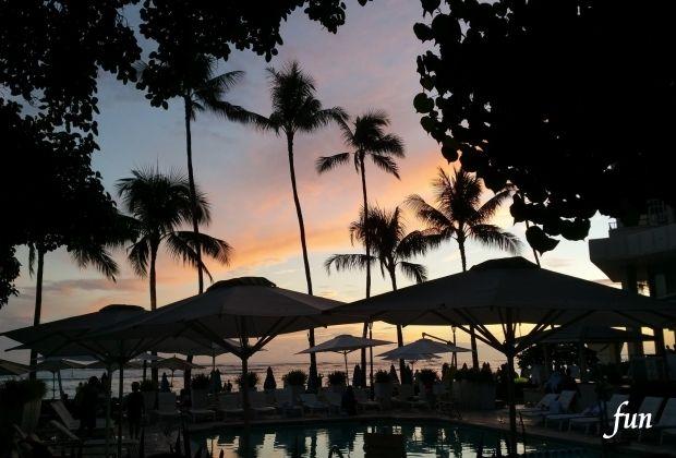 iPhone8・7・6・6S・SE2ロック画面等のハワイの無料壁紙・待受け