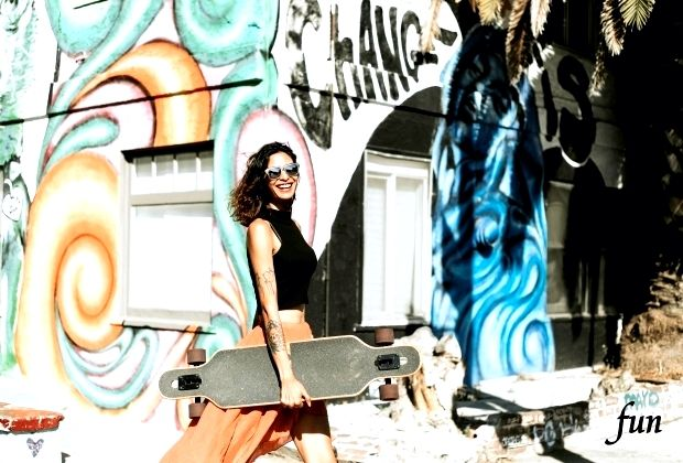 iPhone12Promaxロック画面等のスケートボードの無料壁紙・待ち受け